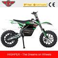 500w mini dirt bike électrique pour les enfants( hp110e- c)