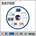 software de seguimiento del teléfono celular de la PC con el movimiento de control 8000 pcs gps tracker plataforma de segu GS102