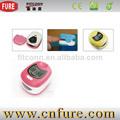 venta caliente pediátrica oxímetro de pulso aprobado por la ce dedo oxímetro de pulso para los bebés