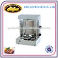 Comercial de gas mini doner kebab de la máquina/giroscopios kebab de la máquina