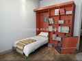 Moderna de la pared de la cama, de la pared plegable cama mecanismo, murphy innovador de la pared de la cama