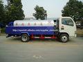 un buen rendimiento de dongfeng 3 tonelada mini 4x2 limpieza viaria de camiones en libia