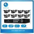 Mejor grabador digital H.264 DVR 8 canales kits con 8 Cámaras exterior, 1TB de disco duro con buen precio