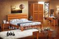 moderno de madera juego de dormitorio