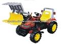 tractores pequeños pedal tractor cargador de excavador para empujar máquina de nieve los niños viajen en el coche