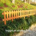 al aire libre cerca de madera para la jardinería
