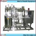 /jugo de frutas/cerveza cerveza pasteurizador túnel de pasteurización de la máquina