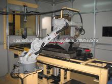 Sistema robotizado de corte por plasma