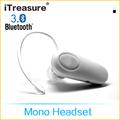 itreasure fone de ouvido bluetooth barato de mercadorias projeto mini