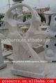 Granito pedra abstrata figura escultura
