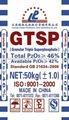 46% granular superfosfato triple ( gtsp )