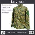 Camuflaje del desierto uniforme de combate/ropa de camuflaje/uniformesmilitares hecho en china