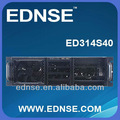 ed314s40 3u servidores de servidores del chasis del chasis