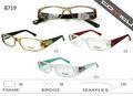 B719 venta del cuerpo bien acetato anteojos