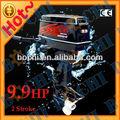 Curso 2 9.9hp querosene motores de popa