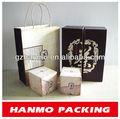 de alta calidad de diseño personalizado cuadrado de papel de cartón caja de té