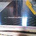 18mm fenólico película marrón enfrentan madera para el cemento de hormigonado
