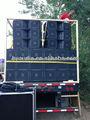 """VT4889 DUAL 15"""" High Power Big Line Array System(2800W),Pro Sound"""