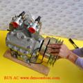 24V compressor de ar condicionado de ônibus 4PFCY originais compressor Bitzer para Kinglong ônibus
