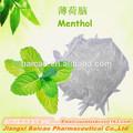 Sabor y aroma de mentol 100% natural