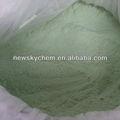 polvo ferroso heptahidrato de de sulfato