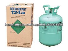 gaz réfrigérant r134a avec la bonne qualité