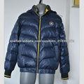 2014 nuevo traje de plumon abrigo