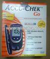 Accuchek ir monitor medidor/accu- chek ir de glucosa en sangre monitor medidor