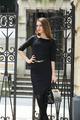 las mujeres de verano tamaño xxl las mujeres vestido casual para damas 2014