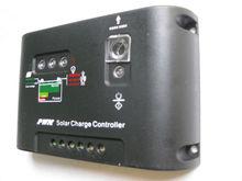 12v24v 10a 20a 30a regulador de la carga del panel solar