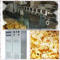 HK50 extrusora de comida rápida palomitas de maíz