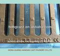 Hebei ge227-2 de hierro fundido de la rejilla del canal