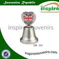 souvenirs personalizados la decoración de las campanas de sonido de las campanas de la cena