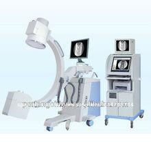 brazo en c de rayos x fluoroscopio máquina para la venta xm112c