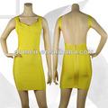 Envío gratis de la moda sexy vestido de las niñas hl vendaje h326-4 vestido