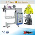 costura aire de la máquina de sellado caliente para la mochila a prueba de agua