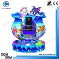 suministros de parque de atracciones máquina de juegos electrónicos para niños