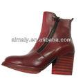 mujeres de los zapatos / botas de moda de marca