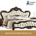 El último csy-c7048 americano diseño de cama de madera para los muebles del hotel