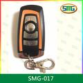 12v dc control remoto del motor garaje de control remoto de 4 botones 433mhz