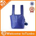 colorido al por mayor de china friendly ball bolsa de compras de nylon plegable bolsa ecológica