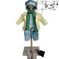 top venda boneca roupas