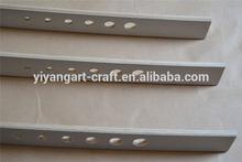 suporte de plástico cama de ripas de parte da mobília de madeira da cama do nome da parte