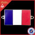 francia fresco insignia de la bandera