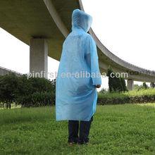 Al aire libre de viajeimpermeable/impermeable desechables/siamesed modaimpermeable