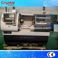 bajo costo de herramientas mecánicas del torno cnc siemens con live herramientas ck6140a