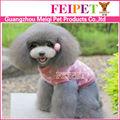 De moda para mascotas perro suéter ropa, ganchillo de ropa para perros