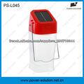 Top des ventes lanterne chinoise solaire lanterne solaire chinois avec 2 éclat