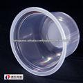 250ml PP tigela de plástico descartável