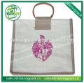 guangzhou wholesala bolsa de lona de la personalidad de los fabricantes de la promoción bolsa de lona